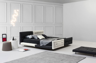 Alvar double bed  by  Bonaldo