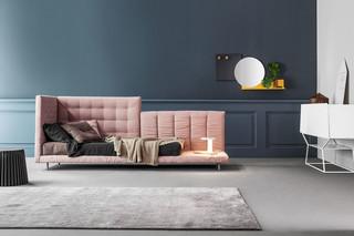 Alvar single bed  by  Bonaldo