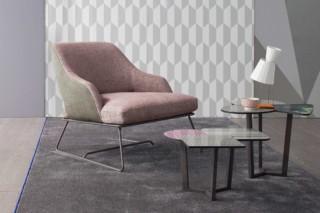Blazer armchair  by  Bonaldo