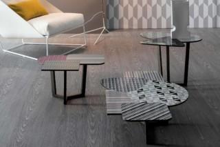 Doppler side table  by  Bonaldo