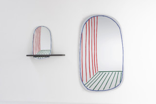 New Perspective Mirror  von  Bonaldo