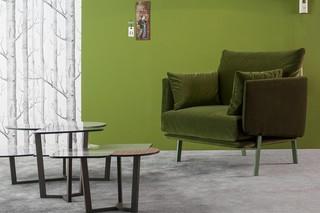 Structure armchair  by  Bonaldo