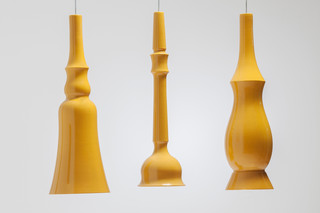 ...Issima hanging lamps  by  Bosa