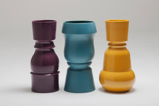 ...Issima vase  by  Bosa
