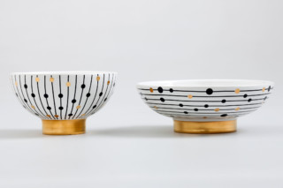 Table Collection set of bowls  by  Bosa