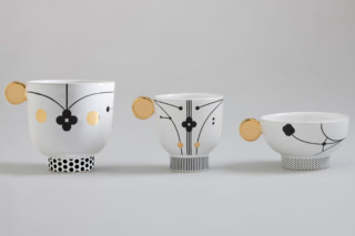 Table Collection set of cups  by  Bosa