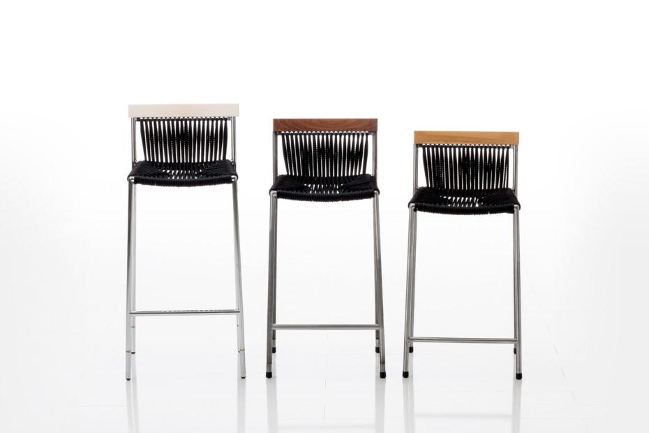 Les Copains bar stool