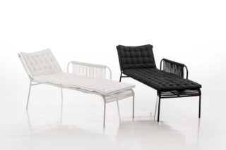 Les Copains Outdoor Lounger   by  Brühl