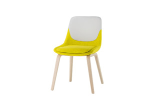 Crona chair 6377  by  Brunner