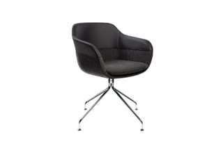 Crona club armchair 6361 A  by  Brunner