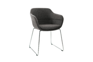 Crona club armchair 6365 A  by  Brunner