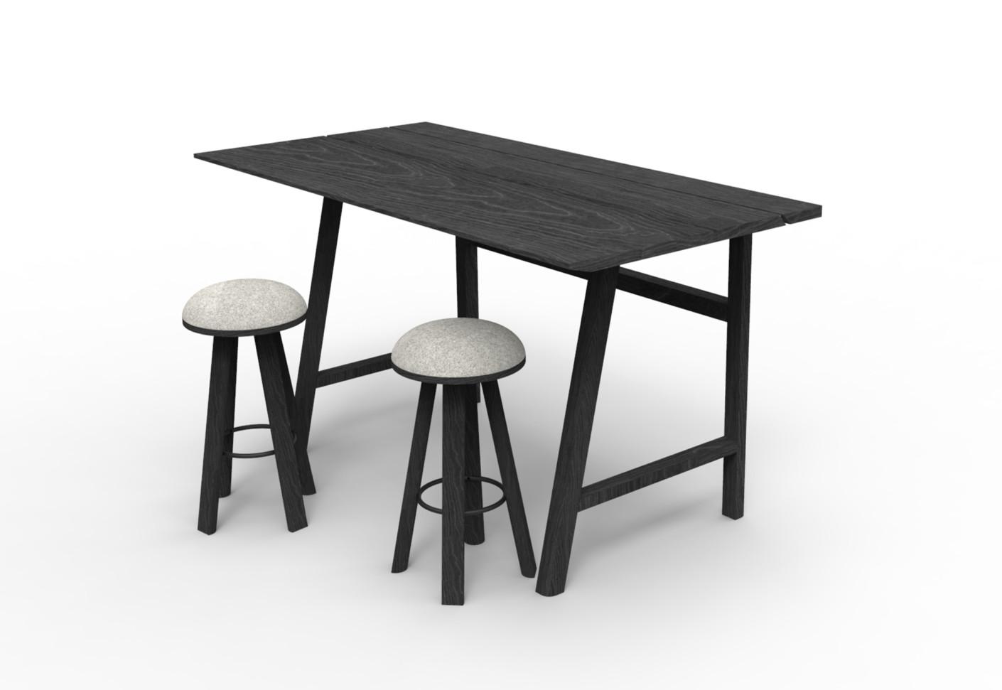 Buzzipicnic Desk By Buzzispace Stylepark
