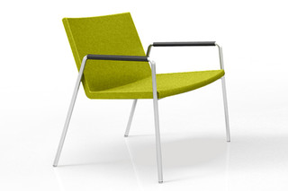 Leon lounge chair  by  Casala