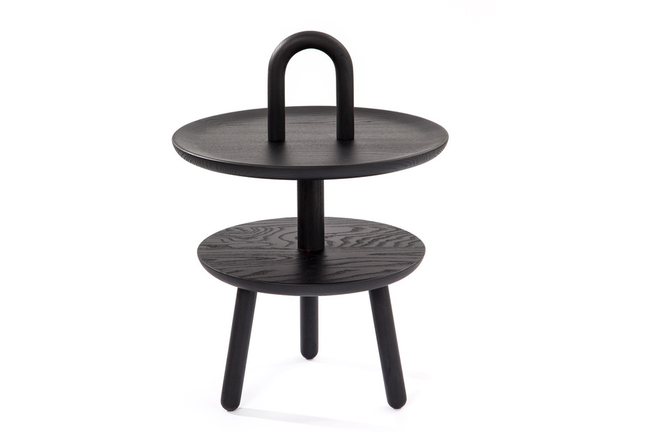 Réaction Poétique side table with handle