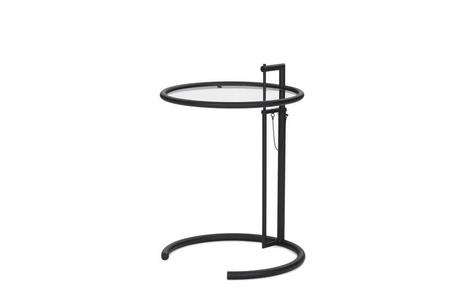 Adjustable Table E 1027 Black Version