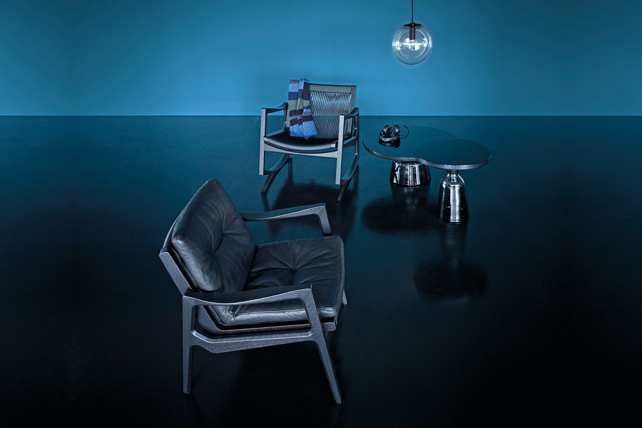 Euvira Lounge Chair Kordel