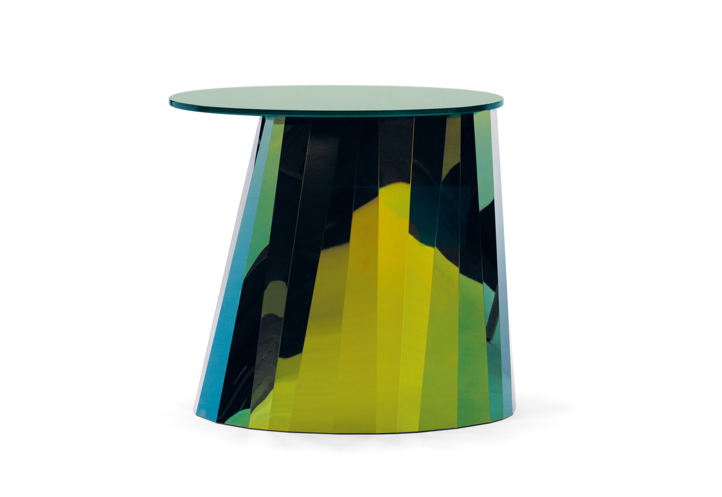 Pli side table by classicon stylepark - Wilmotte design ...