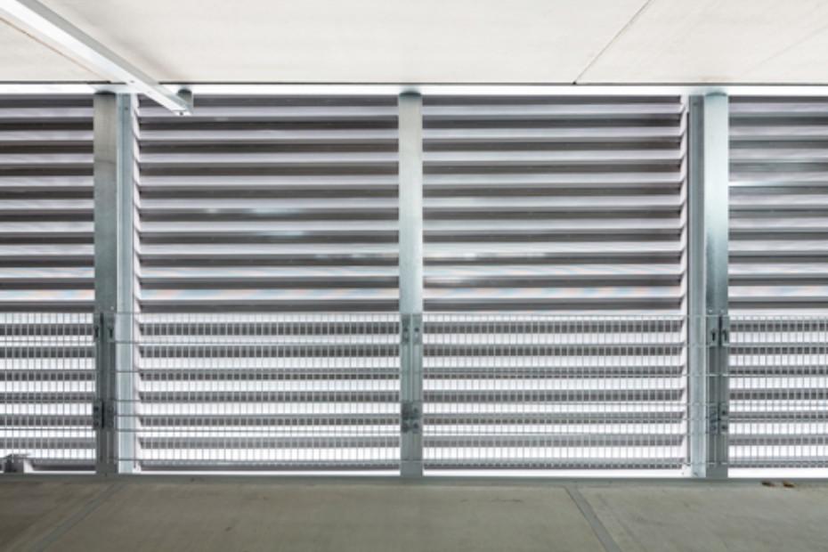 Noise insulation lamella Structural Z