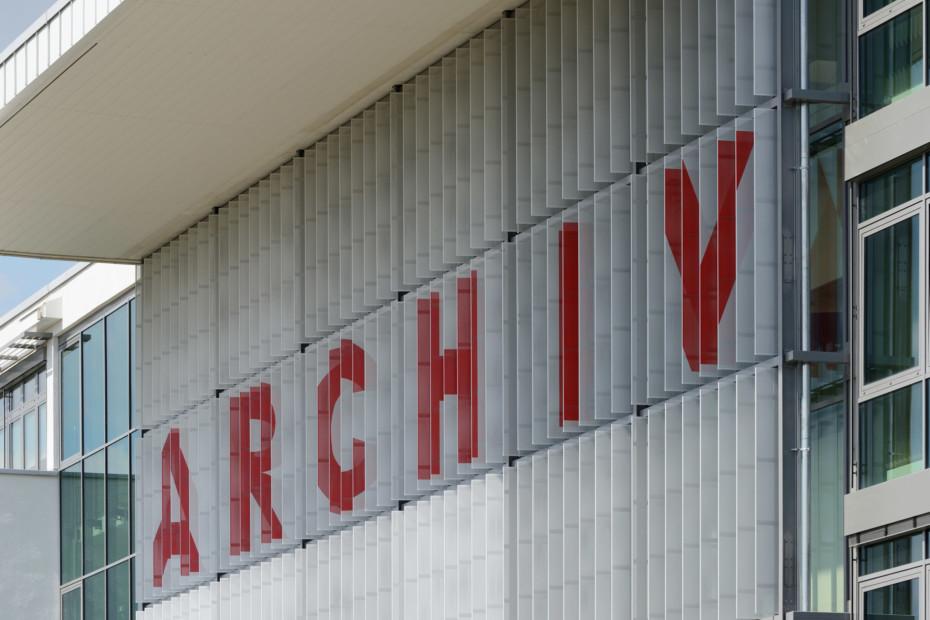 Potsdam archive