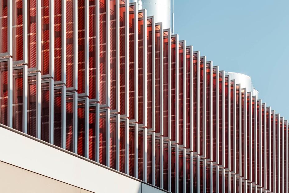 Farbstoffsolarzellen   Merck-Konzern in Darmstadt