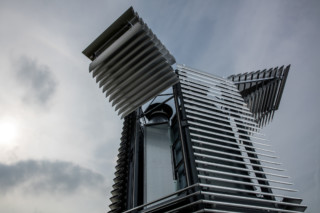 Smog Free Tower  by  Colt