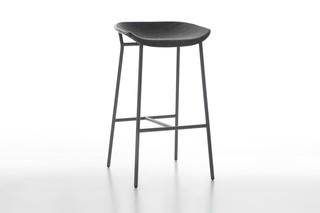 CHAIRMAN bar stool metal  by  conmoto