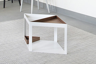 KARO side table  by  conmoto