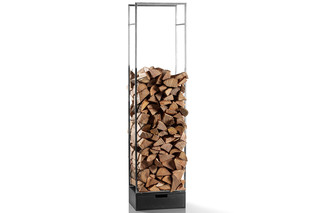 MARGO firewood shelf  by  conmoto