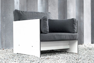 RIVA lounger  by  conmoto