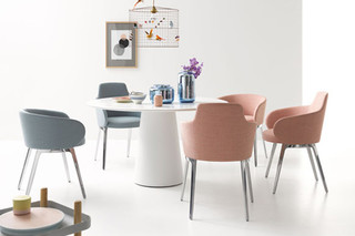 Conic table round  by  COR