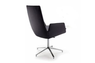 Cordia five-star base conference chair  by  COR