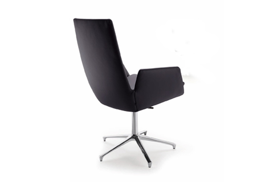Cordia five-star base conference chair
