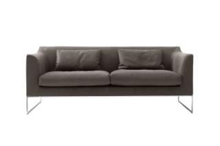 Mell Sofa mit hohem Rücken  von  COR