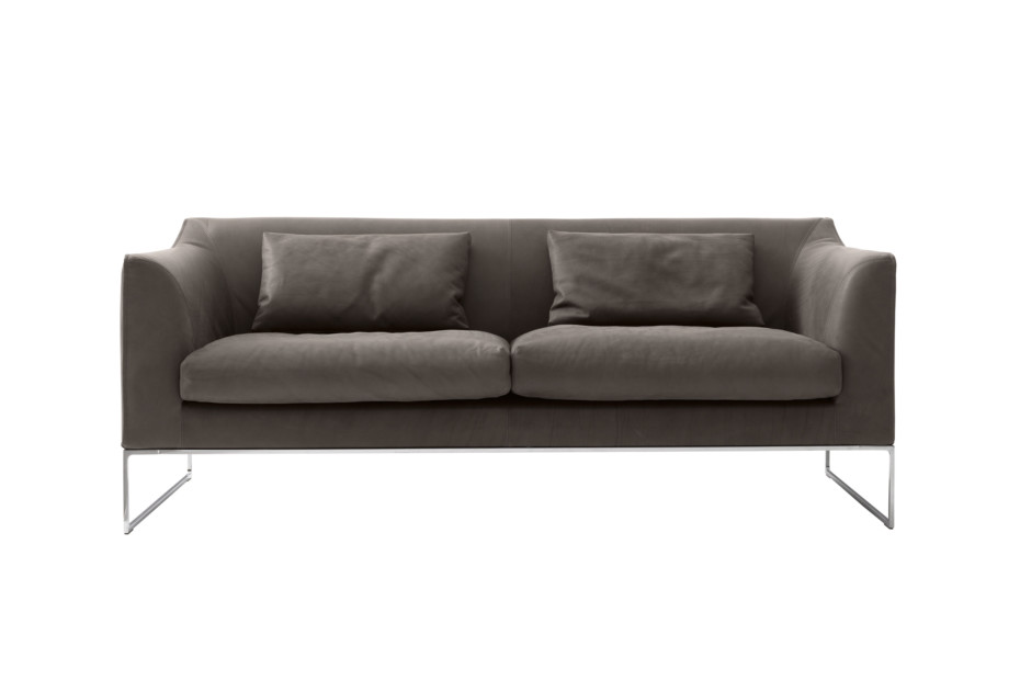 Mell sofa high back