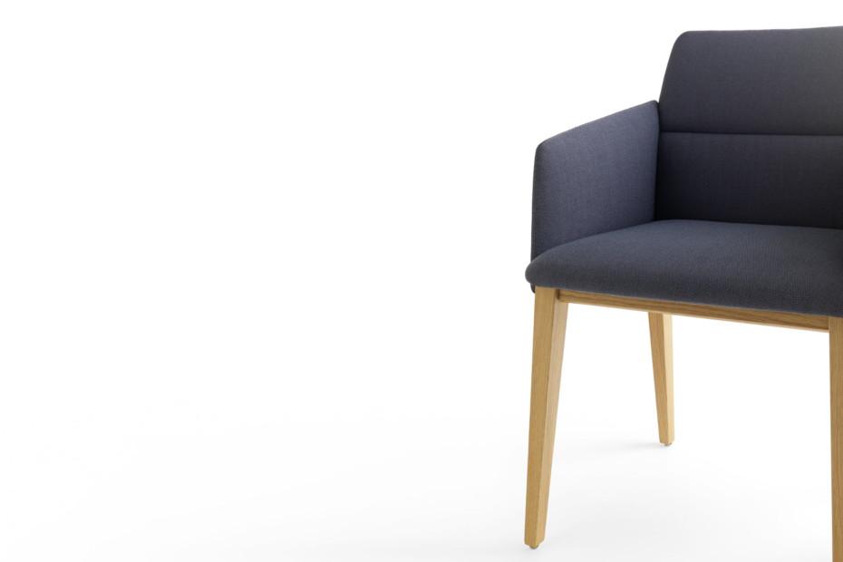 Aura armchair