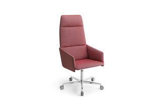 Aura swivel chair  by  Crassevig