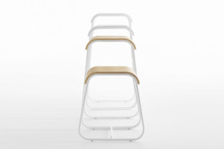 Lineo stool  by  Crassevig