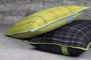 Cushion Cavallo Karo  von  Création Baumann