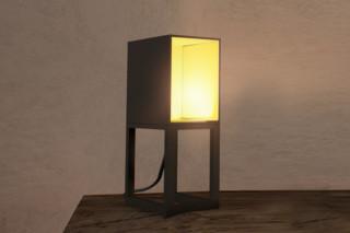 Skinner Box Table  by  Dark