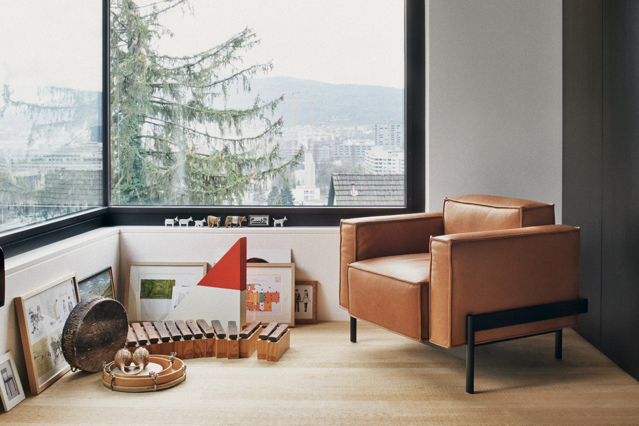 DS-21 armchair