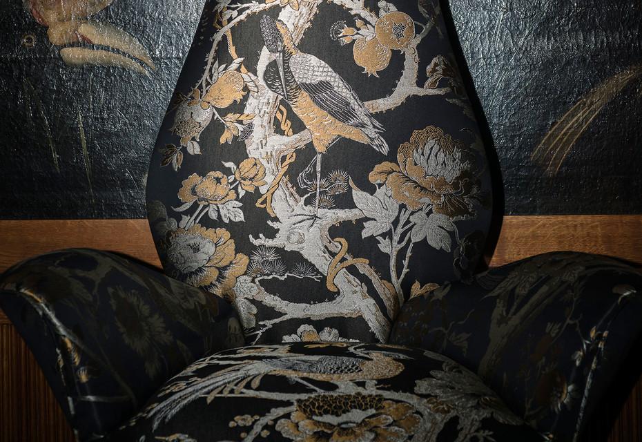Silkbird Jaquard