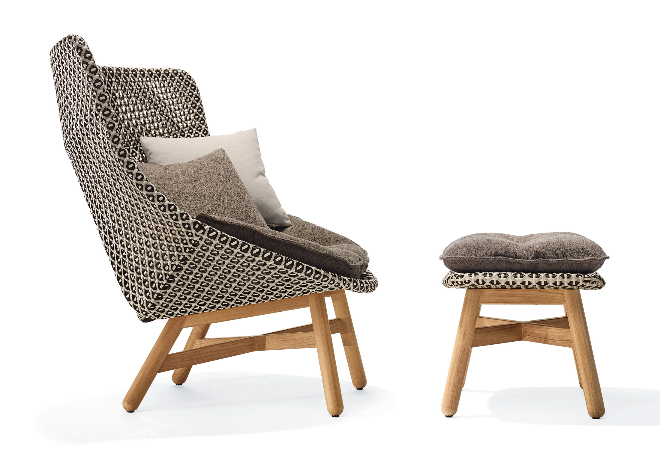 Mbrace Wing Chair By Dedon Stylepark
