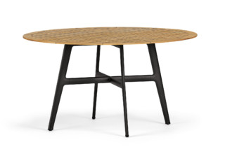 SeaX dining table round  by  DEDON