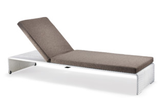SLIM LINE beach chair  by  DEDON