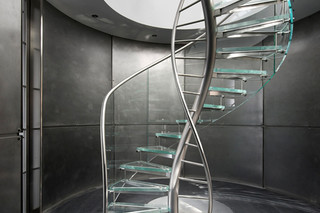 DNA staircase  by  EeStairs