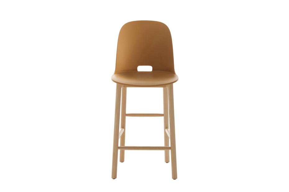 Alfi counter stool high back