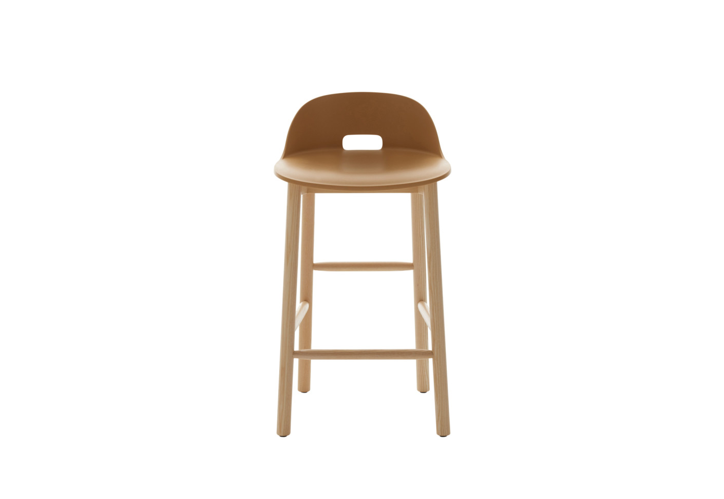 alfi counter stool low back by emeco  stylepark -
