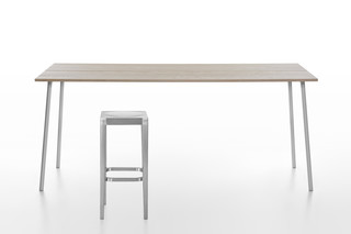 Run bar table  by  Emeco