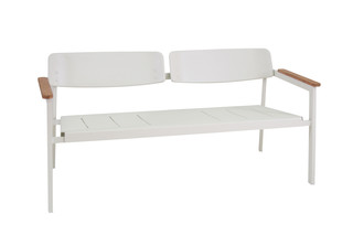 Shine bench  by  Emu