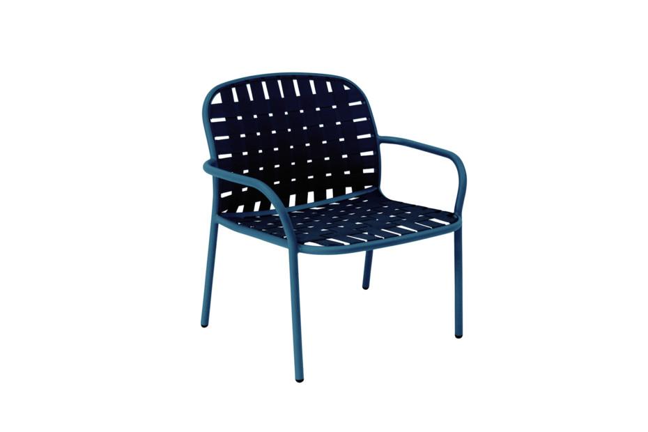 Yard low armchair